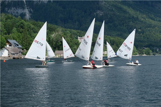 Green Panther Cup 2019 Grundlsee downwind
