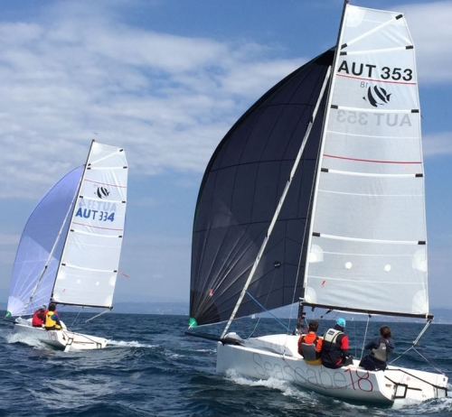 Regattatraining StSV Seascape