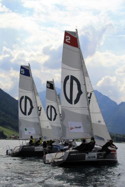 NCA SBL-Team 5. Platz am Achensee